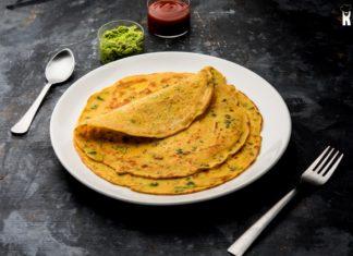 Tandoori Cheela- Karth Food Factory