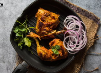 Punjabi Style Tandoori Chiken