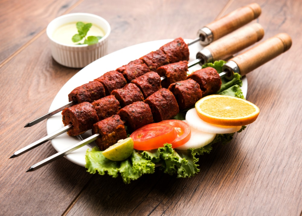 Kebabs- Karth Food Factory