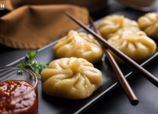 The Indian Chinese Special: Veg Momos
