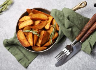 Make & Munch the Mexican Potato Wedges
