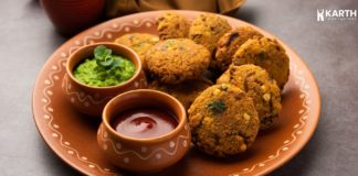 The Perfect Party Snack Dal Vada
