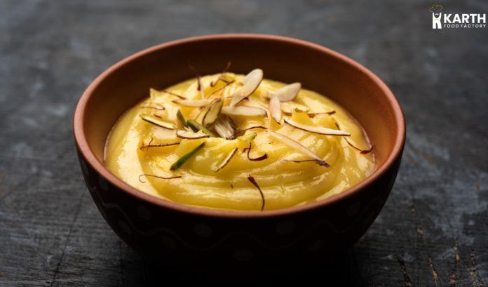 The Summer Special Maharashtrian Dessert Shrikhand