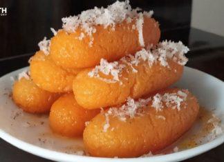 Kolkata's Famous Sweet: Chom Chom