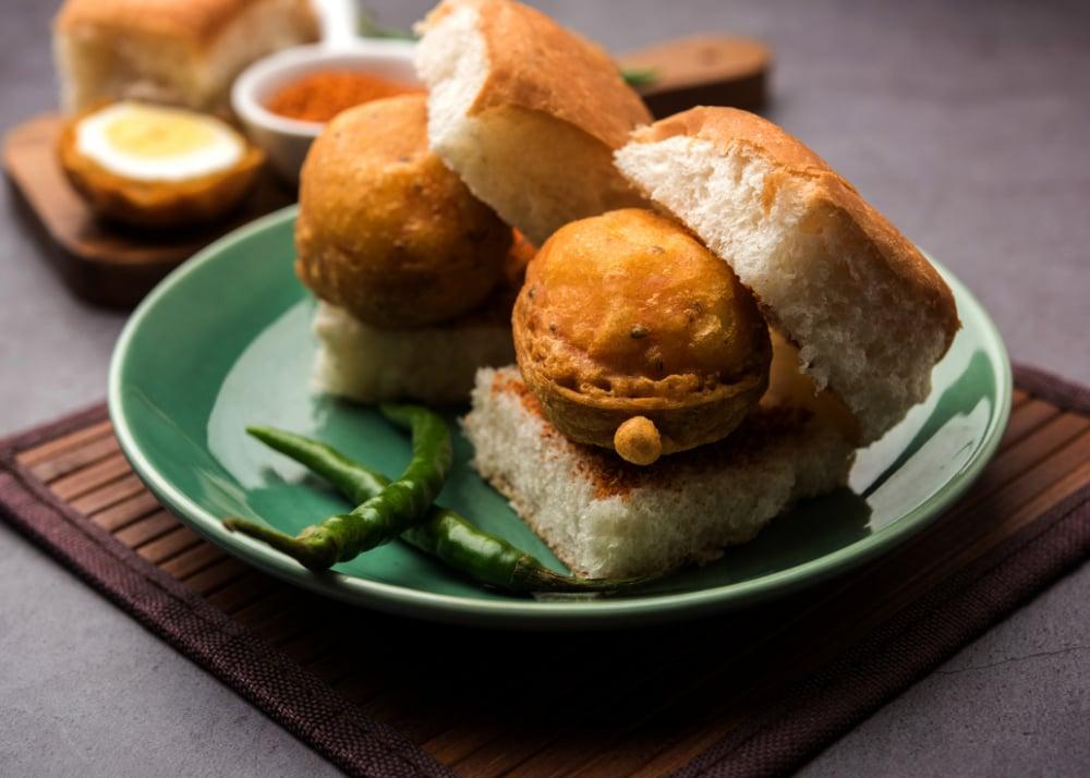 Batata VadaRelish the Delightful Street Food of Amchi Mumbai