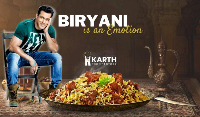 Salman Khan's Favourite Food