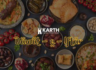 Iftar Dishes- Karth Food Factory