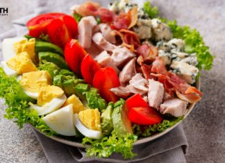 Cobb Salad-Karth Food Factory