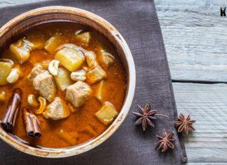 Chicken Massaman Curry-Karth Food Factory