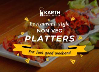 Non-Veg Platter- Karth Food Factory
