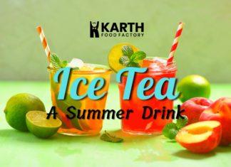 Iced Tea- Karth Food Factory