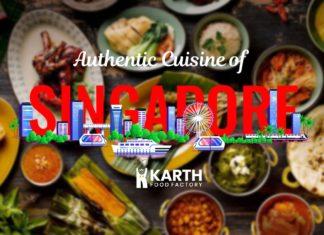 Singapore- Karth Food Factory