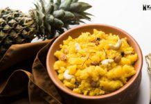 Pineapple Sheera- Karth Food Factory