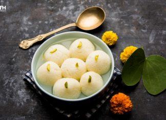 Devour The Spongy Rasgulla At Rasgulla-Home With Quick Recipe