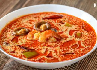 Tom Yum Goong-Karth Food Factory