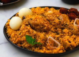 Chicken Majboos-Karth Food Factory