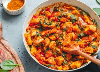 Thai Curry-Karth Food Factory