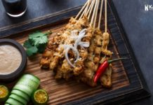 Chicken Satay-Karth Food Factory