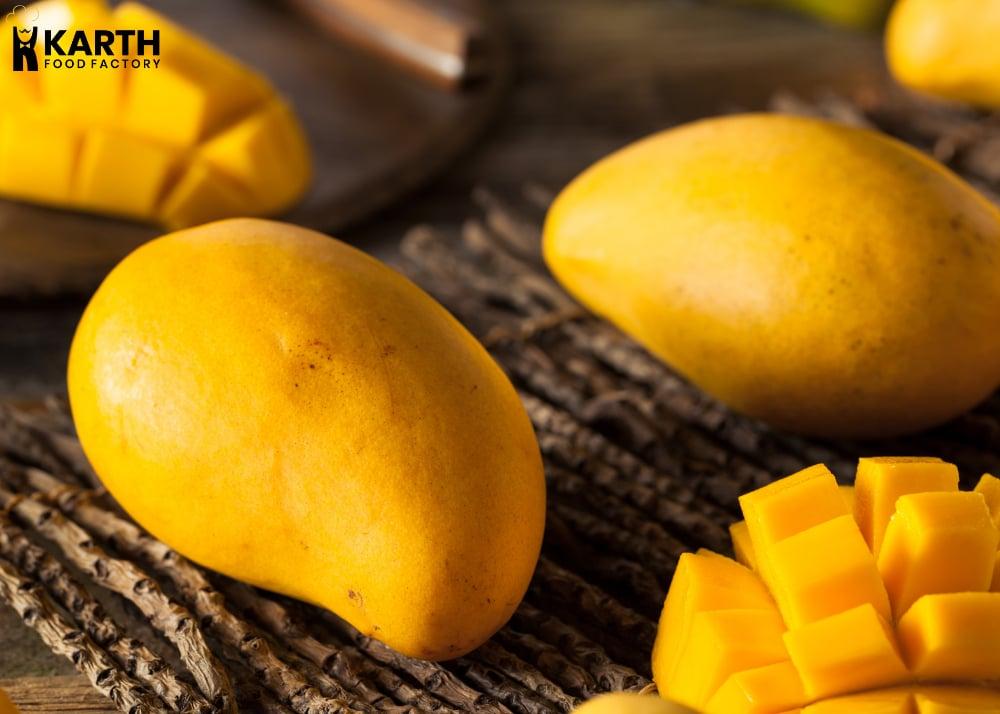 Mangoes - Karth Food Factory
