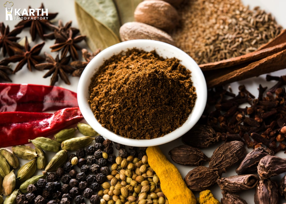 Spices-Karth Food Factory