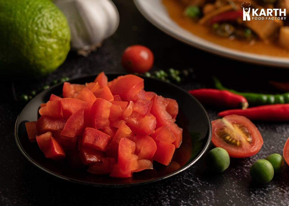 Tomatoes-Karth Food Fcatory