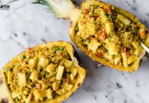 Pineapple Fried Rice-Karth Food Factory
