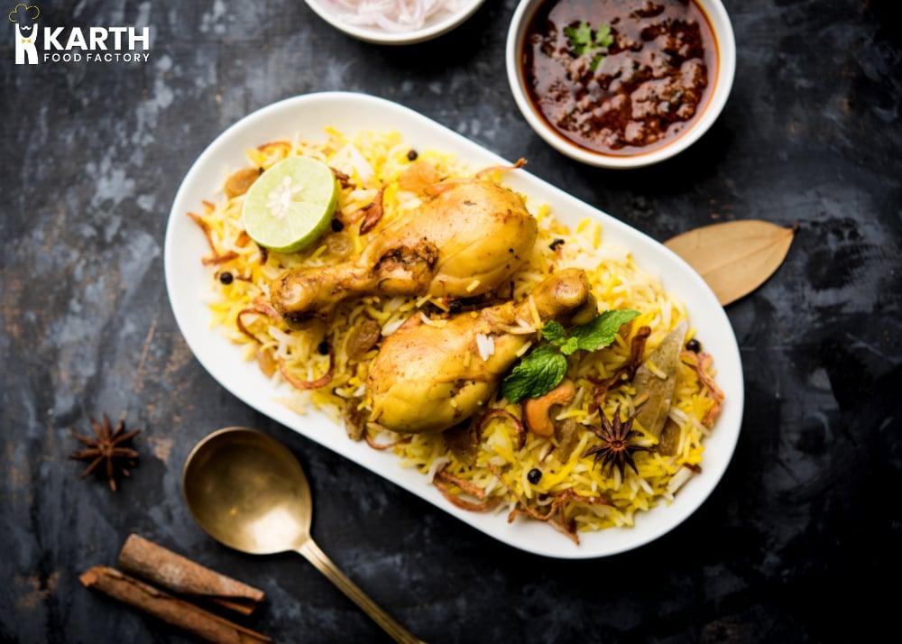 Biryani-Karth Food Factory