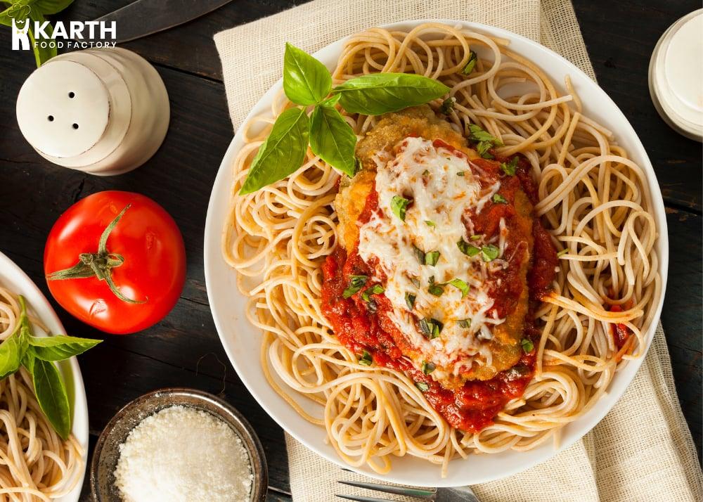 Parmigiana-Karth Food Factory