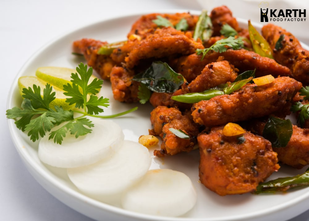 Chicken Dishes-Karth Food Factory