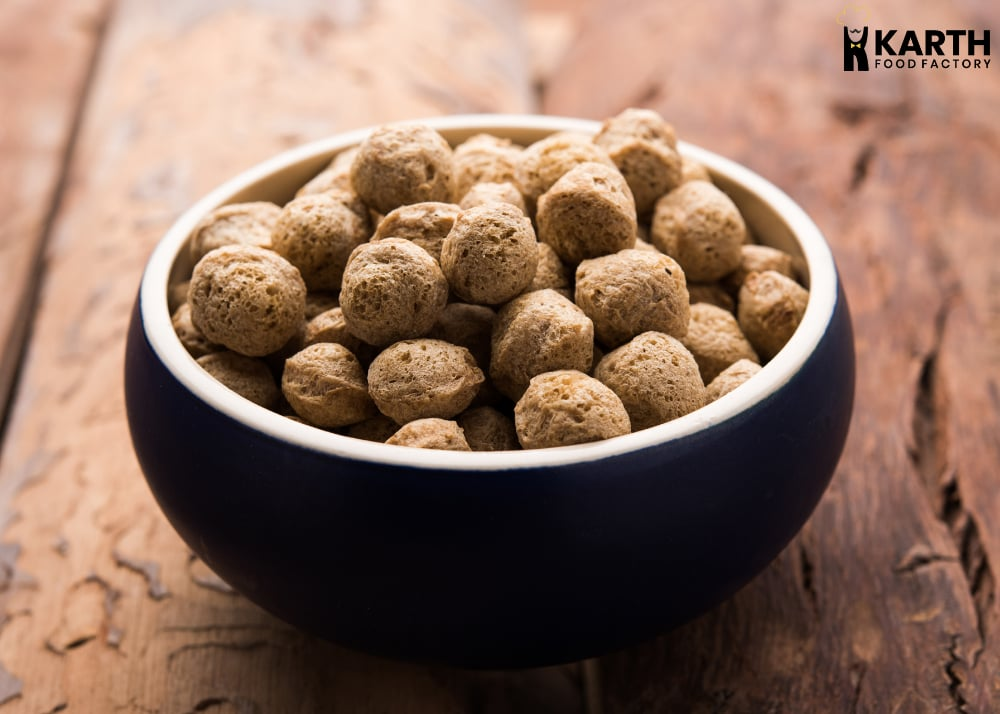 Soya Chunks-Karth Food Factory