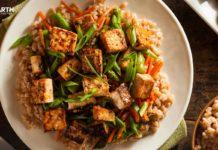 Pepper Tofu-Karth Food Factory