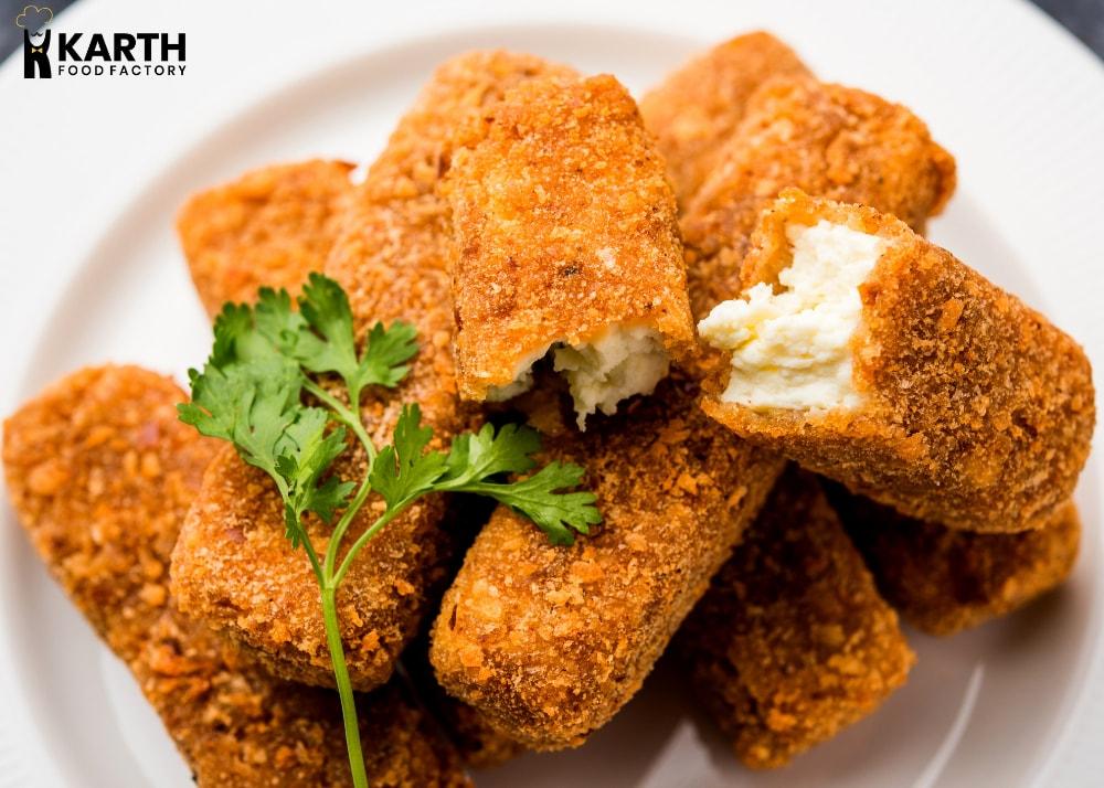 Paneer Pakora-Karth Food Factory
