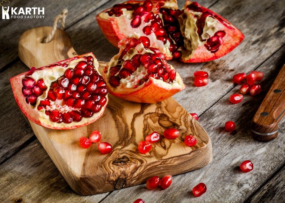 Pomegranate Pearls-Karth Food Factory