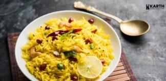 Lemon Rice- Karth Food Factory