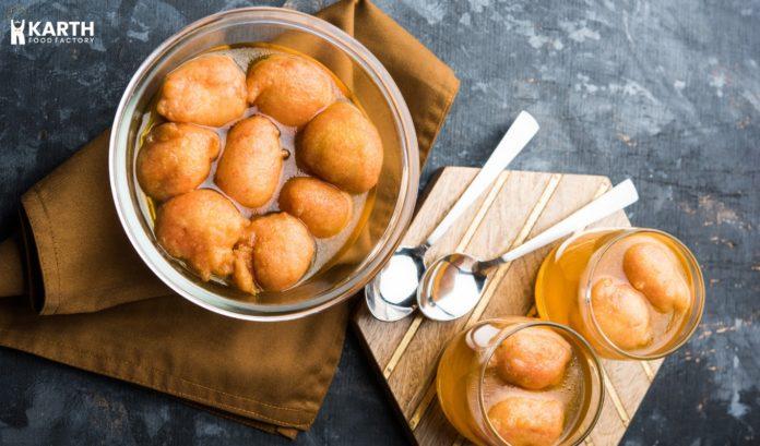 Kanji Vada-Karth Food Factory