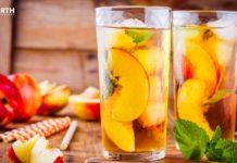 Peach Ice Tea-Karth Food Factory