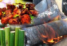Bamboo Chicken-Karth Food Factory