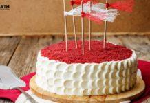 Red Velvet Cake-Karth Food Factory
