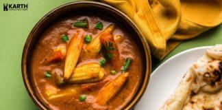 Baby Corn Masala- Karth Food Factory