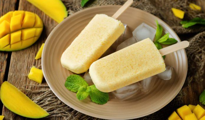 Mango Popsicle-Karth Food Factory