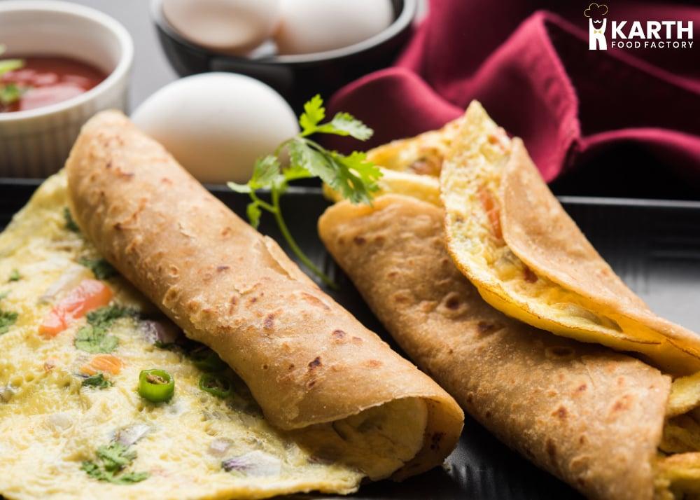 Egg-Paratha-Karth-Food-Factory