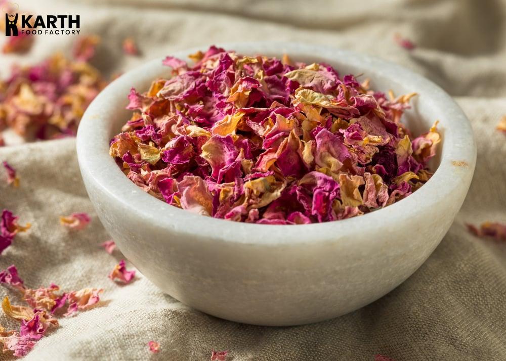 Rose-Petals-Karth-Food-Factory