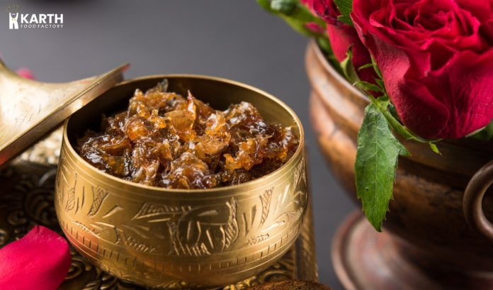 Gulkand-Karth-Food-Factory
