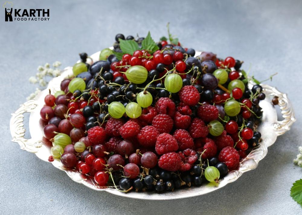Berries-Karth Food Factory