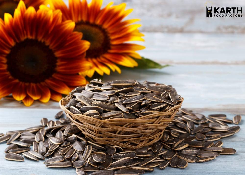 Sunflower Seeds-Karth Food Factory