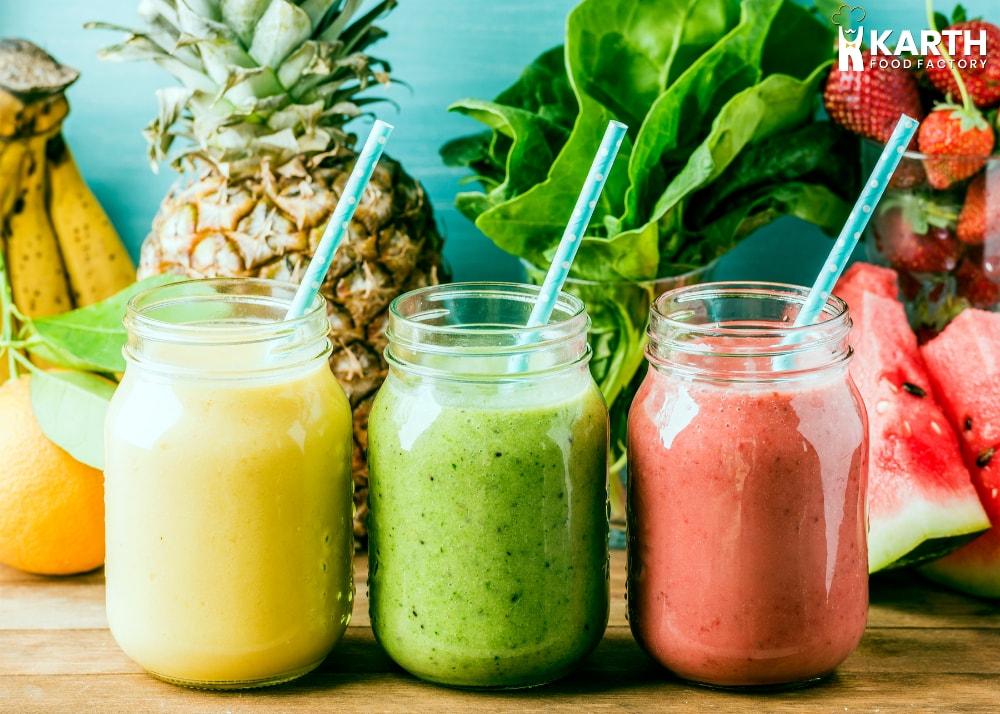 Protein Smoothie-Karth Food Factory